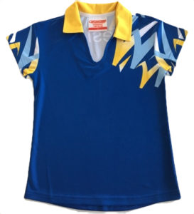 Netball Club training top