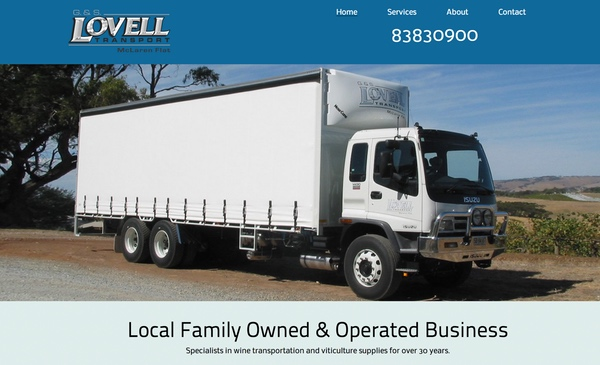 Lovell Transport