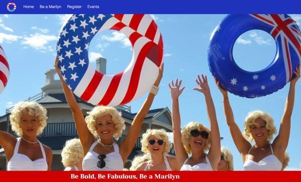 Marilyn Jetty Swim Website