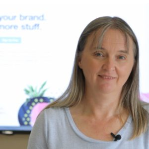 Fiona presenter Build Your Brand online marketing course