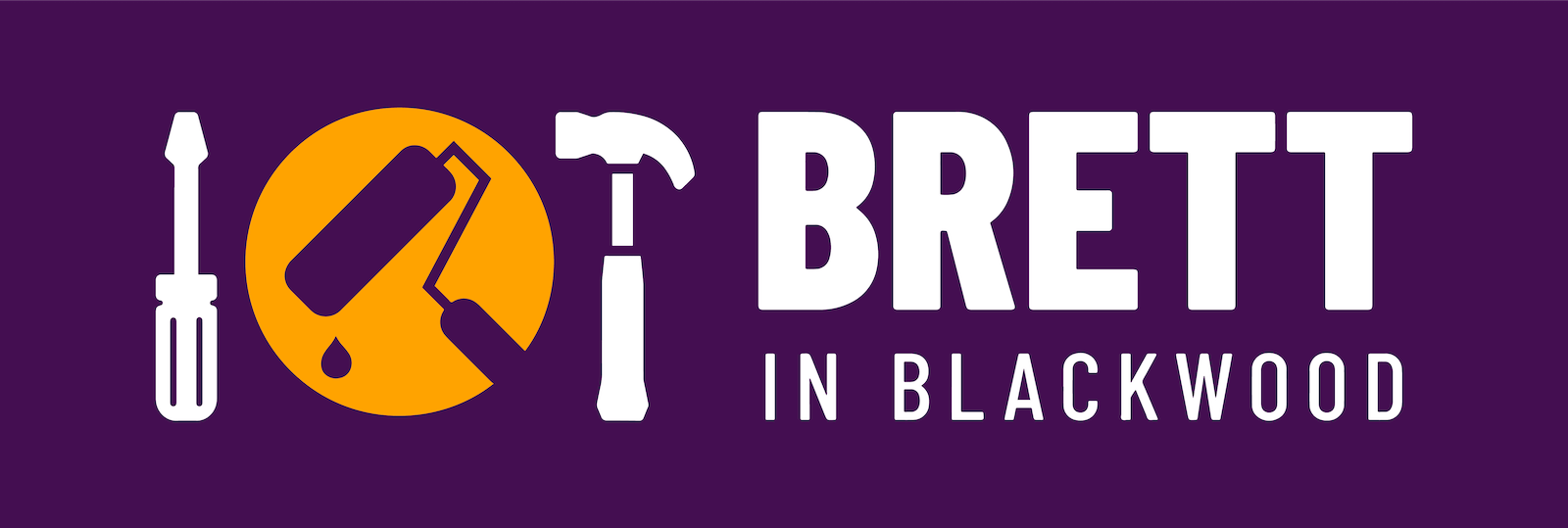 logo Brett in Blackwood